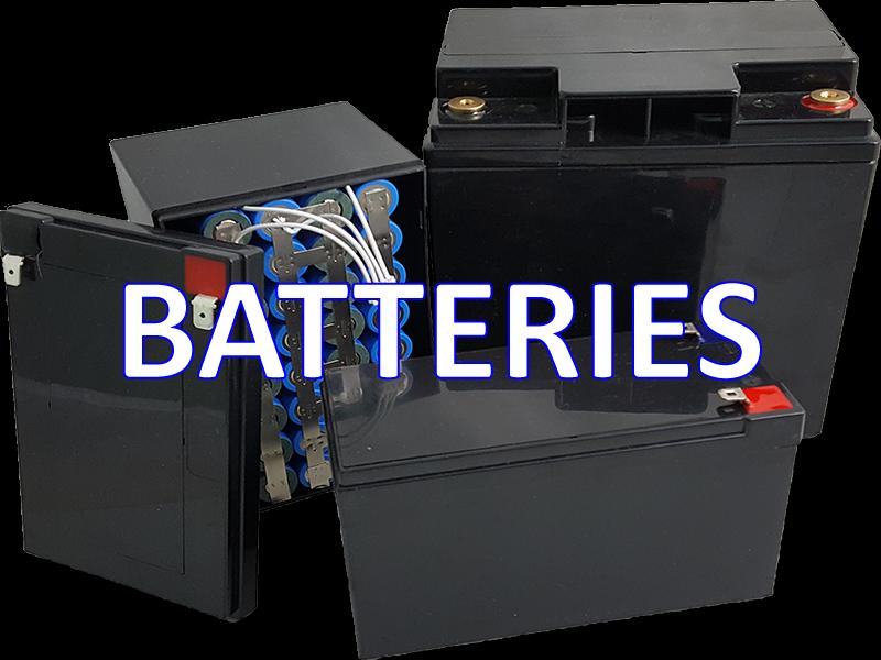 batteries lithium