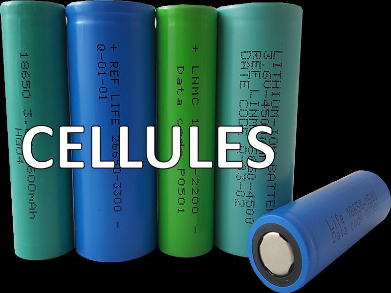 cellules lithium